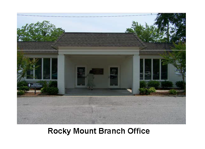 Rocky Mount HD office